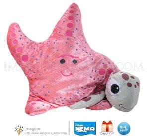 Finding Nemo Starfish