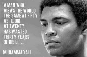 Muhammad Ali Quotes