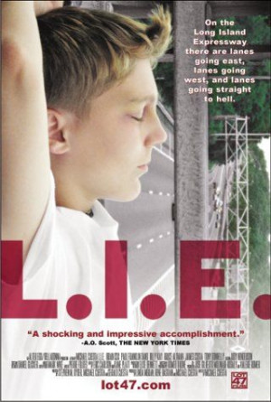IMP Awards > 2001 Movie Poster Gallery > L.I.E. Poster