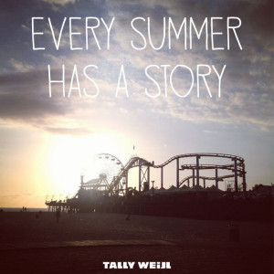 this summer is going to have a great story, i just have to let God ...