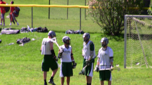 stick middie for the championship game at Vail to help the middies ...