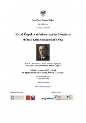 Karel apek a st edoevropsk literatura