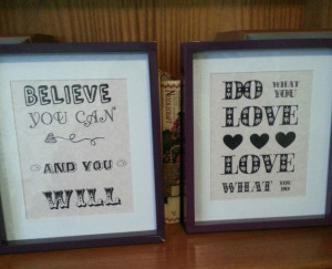 make-your-own-quote-wall-art-in-simplewhite-frame-make-your-own-quote ...