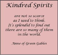 KINDRED SPIRITS RETREAT