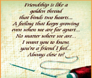 Image detail for -Friendship Day Quotes : friendship day on Rediff ...