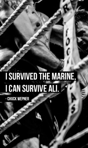 Motivational Boxing Quote #4