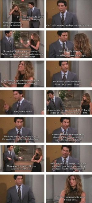 ... tv show funny quotes | Funny Friends Tv Show Quotes « Read Less
