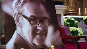 Pat Burns Funeral