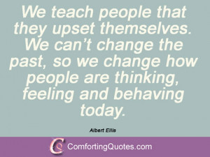 Albert Ellis Quotes