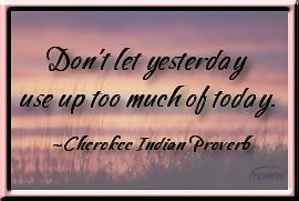 Cherokee Indian Proverb Image