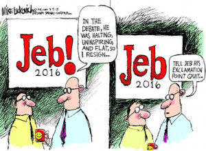 Jeb Bush Debate Performance
