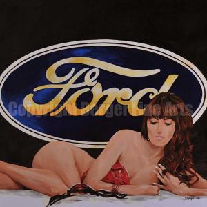Ford Girl Ford girl