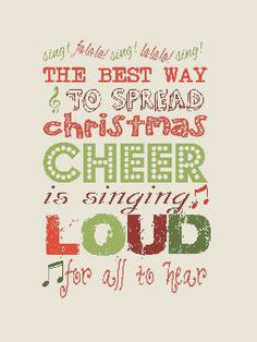 Christmas Cheer The Best Way To Spread Christmas Cheer…Quote from ...