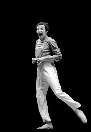 Marcel Marceau performing at Ohio University 02-16-1968
