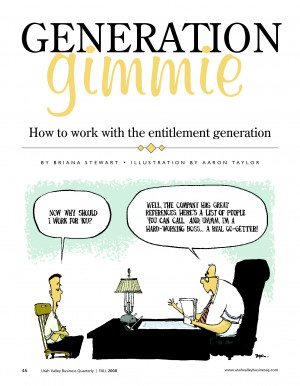 entitlement generation