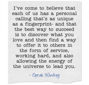 ... quote by oprah winfrey for friday s quote of the day xoxo frederica