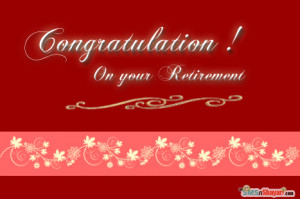 Retirement congratulations sayings wallpapers