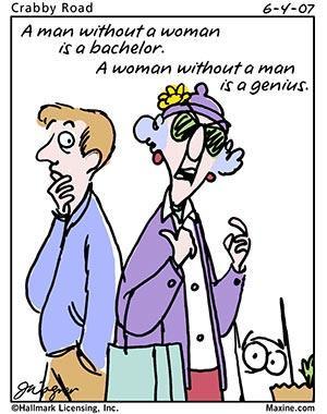maxine lady birthday quotes cartoons quotesgram