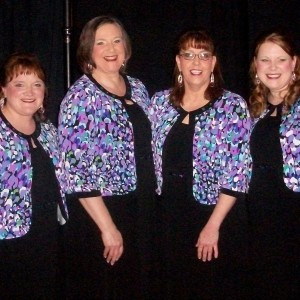 Noted Quartet - Barbershop Quartet in Milwaukee, Wisconsin