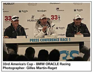 The best of what was said by both sides after Race 1 33rd America 39 s