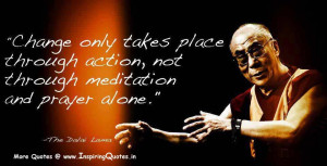 ... Quotes , Dalai Lama Quotes , Thought of the Day . Bookmark the