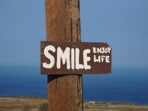 Smile Enjoy Life 01