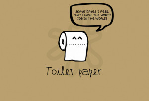 Funny Toilet Paper Jokes