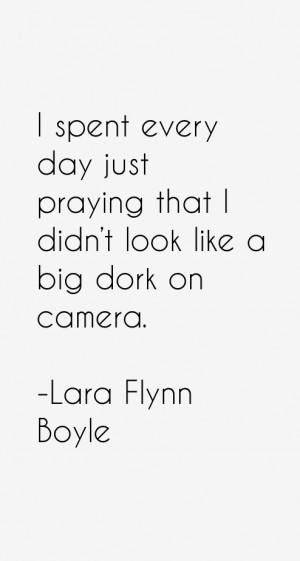 Lara Flynn Boyle Quotes amp Sayings