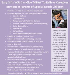Respite Care Resources & Information: