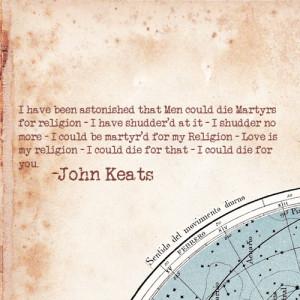 John Keats Poems Quotes #john keats #keats #poetry
