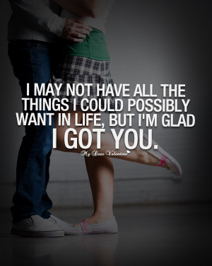 Really Cute Love Quote...