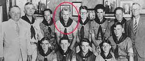 Ford, our 38th president and, at least so far, the only Eagle Scout ...