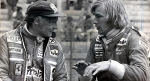 ... di Niki Lauda e James Hunt rivive nell'atteso film di Ron Howard