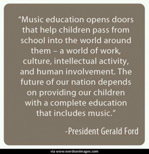 gerald ford famous quotes