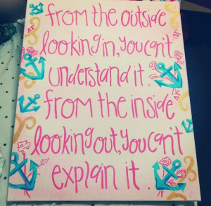 Sorority quote! So cliche, but sooo true!! @Angel Nickels and @Logie ...