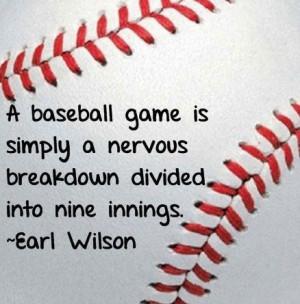 Baseball ♥.