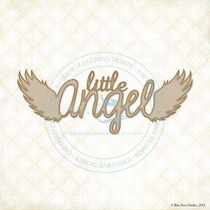 Little Angel Quote
