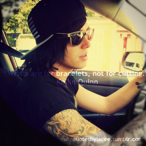 kellin quinn quotes tumblr pictures