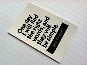 Jack Kerouac Quotes HD Wallpaper 15