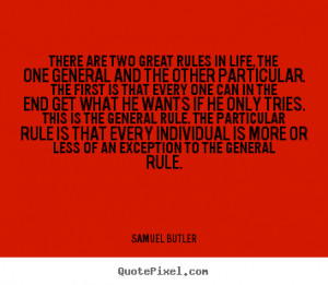 That One Rule Quotes