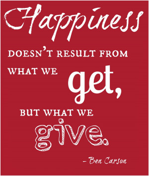 Classical christmas season of giving quotes