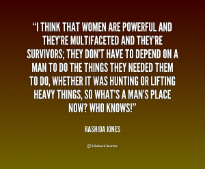 Powerful Quotes About Women
