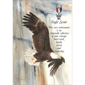 It is a photo of Selective Eagle Scout Congratulations Card Printable