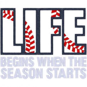 Let the Countdown to the Baseball Season Begin