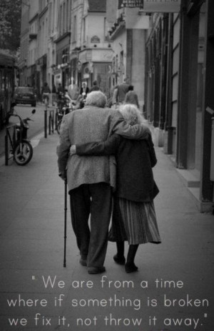 """Old Love"""" What Happened to this Type of Love?"""