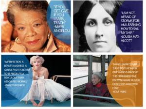 Famous Women Quotes (Photo: Ashley Williams, USA TODAY)