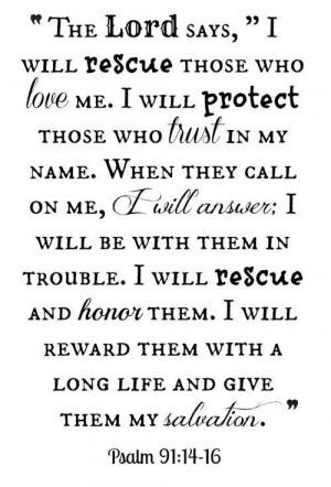 Rescue me....