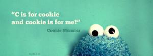 Sesame Street quote #1