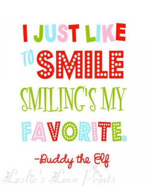 Buddy The Elf!!