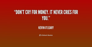 Kevin O Leary Quotes